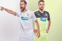 FC Viktoria představila nové dresy pro sezonu 2019/2020.