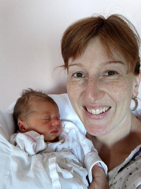Vaneska Černá se narodila mamince Lucii a tatínkovi Martinovi z České Břízy 22. srpna ve 12:18. Po porodu vážila sestřička tříletého Ondry 3 130 gramů a měřila 49 centimerů