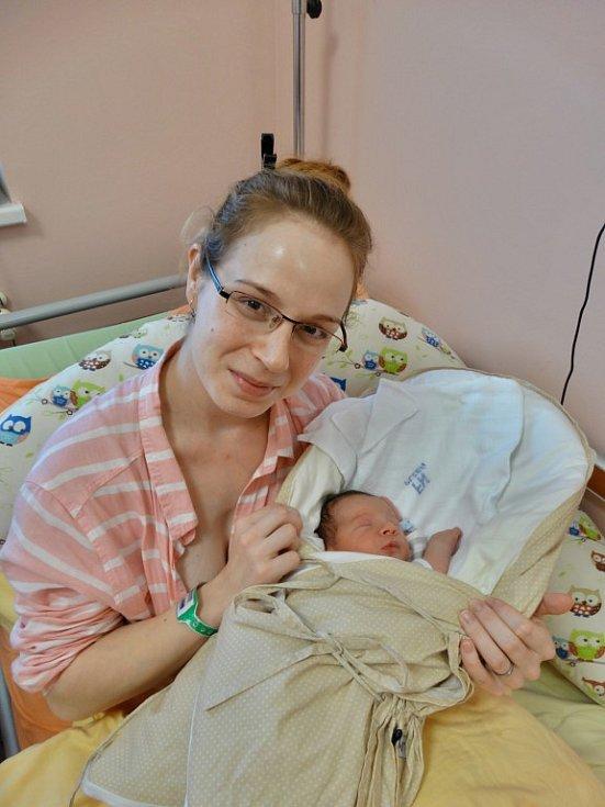 Jakub Richter se narodil 7. ledna ve 14:12 mamince Barboře a tatínkovi Janovi zPlzně. Po příchodu na svět vplzeňské FN vážil bráška devatenáctiměsíčního Davida 4120 gramů a měřil 48 centimetrů.
