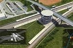 Vizualizace: Vlaky na trase Plzeň–Stod–Domažlice-Bavorsko zrychlí, pojedou i dvoustovkou