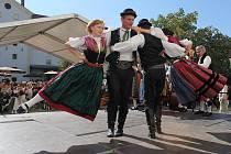 Mezinárodní den lidové hudby v německém Aldersbachu