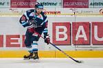 Utkání 51. kola Tipsport extraligy ledního hokeje se odehrálo 2. března v liberecké Home Credit areně. Utkaly se celky Bílí Tygři Liberec a HC Škoda Plzeň. Na snímku je Tomáš Filippi.