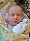 Robin Rusňák se narodil 17. prosince ve 12:46 mamince Martině zPlzně. Po příchodu na svět vplzeňské porodnici U Mulačů vážil malý Robin 3600 gramů.