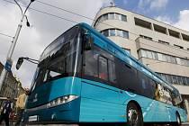 Elektrobus Perun ze ŠKODA Electric.