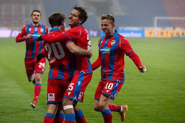 Viktoria Plzeň vyhrála nad Spartou 3:1.