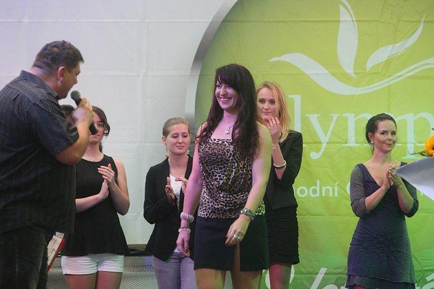 Soutěže Deníku se zúčastnilo 52 dívek, finále se odehrálo v OC Olympia