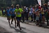 Vítězem na desetikilometrové trati se stal Tomáš Eisner z Pilsenman Clubu (na vedoucí pozici) s náskokem půl minuty  na druhého Tomáše Plojhara z AC Domažlice.