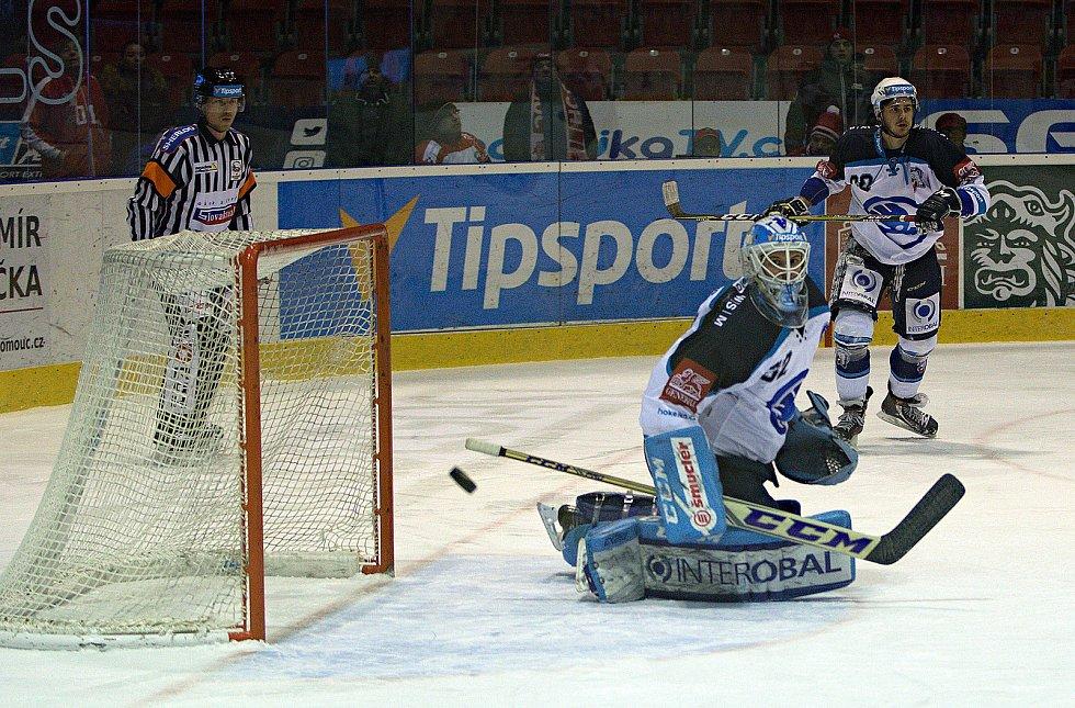 HC Olomouc vs. HC Škoda Plzeň