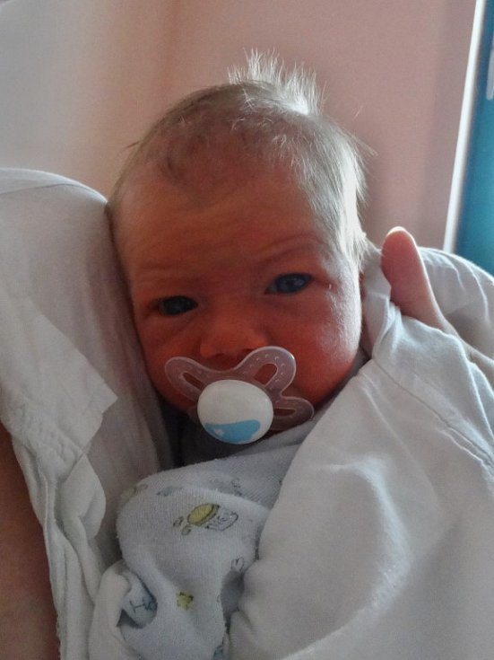 Jan Matyáš Řepík se narodil 17. června v 17:25 mamince Silvii a tatínkovi Tomášovi z Plzně. Po příchodu na svět ve FN vážil bráška čtyřleté Julinky 3250 gramů a měřil 51 centimetrů