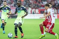 Olympiakos Pireus – Viktoria Plzeň 4:0 (1:0)
