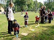 Děti v Chodové Plané slavily svůj svátek.