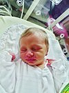 Matěj Kýra se narodil 15. července v 6:58 mamince Jaroslavě a tatínkovi Tomášovi z Plzně. Po příchodu na svět v plzeňské FN vážil jejich prvorozený syn 3430 gramů a měřil 48 centimetrů.