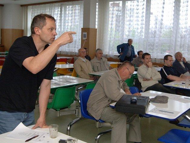 Přes 40 občanů Košutky přišlo diskutovat  o budoucí podobě sídliště