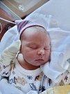 Veronika Zemanová se narodila 13. května 45 minut po půlnoci mamince Kateřině a tatínkovi Filipovi zPlas. Po příchodu na svět vplzeňské FN vážila jejich prvorozená dcerka 3080 gramů a měřila 49 centimetrů.