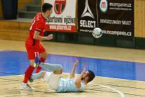 Interobal Plzeň – FK Chrudim