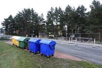 Na plzeňské Valše vzniká sběrné místo na objemný odpad a bioodpad.
