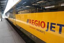 Regionální vlak Student Agency