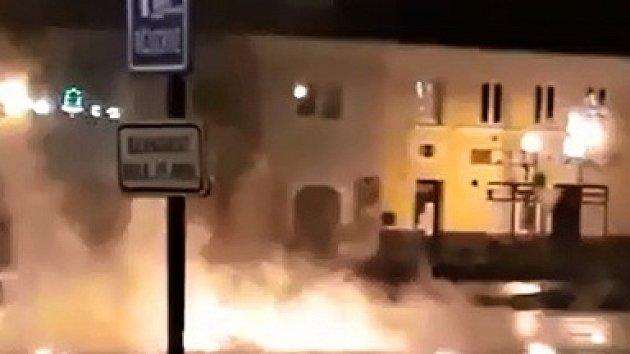Výbuch v Přešticích