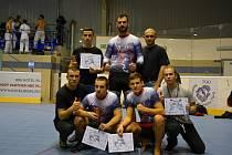 Zápasníci plzeňského MMA klubu Taranis gym se na MČR ve fightingu umístili na předních místech.