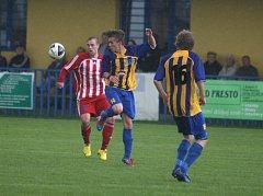Fotbal, divize: Doubravka - Štěchovice