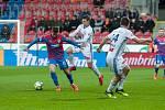 Plzeňský záložník Jan Kopic zajistil vítězství Viktorie ve čtvrtfinále poháru nad Mladou Boleslaví (4:2) gólem a dvěma přihrávkami.