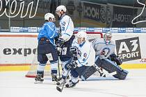 HC Škoda Plzeň -trénink na ledě v nové sezóně