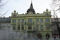 Ozdoba sadového okruhu, to je Měšťanská beseda v Kopeckého sadech. Otevřela se 29. prosince 1901.