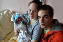 Mamince Janě a tatínkovi Štefanovi z Kaznějova se 29. listopadu narodil první potomek, syn Matyáš Gallik. Po porodu v 15:50 vážil 2840 gramů a měřil 47 centimetrů.