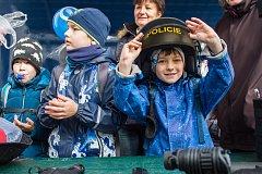 Den s policií v Plzni.