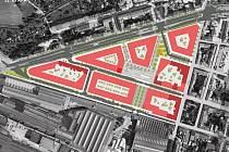 Dnes neutěšená lokalita mezi hlavní bránou do Škodovky a Centrálním autobusovým nádražím se má proměnit v novou čtvrť s bydlením, obchody a byty.