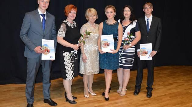 Nejúspěšnější letošní maturanti Sportovního gymnázia Plzeň