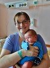 Jindřich Herejt se narodil 24. srpna v 8:32 mamince Květuši a tatínkovi Janovi z Trnové. Po příchodu na svět v plzeňské fakultní nemocnici vážil bráška sedmiletého Honzíka a pětileté Květušky 3980 gramů a měřil 50 centimetrů