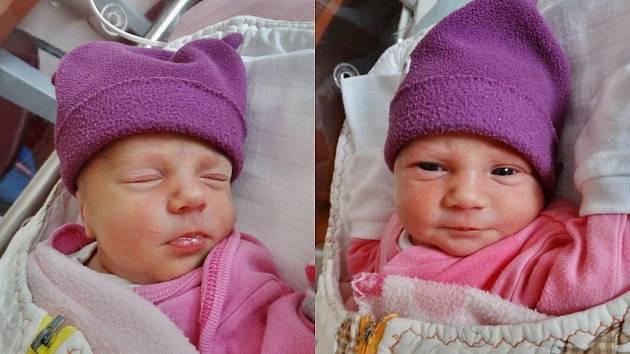 Prvorozená dvojčata Ema a Stela Müllerovy se narodily 30. srpna mamince Lucii a tatínkovi Janovi zPlzně. O minutu starší Ema, která se narodila v8:25, 2420 gramů a měřila 43 centimetrů. Stela přišla na svět sváhou 2530 gramů a mírou 44 centimetrů