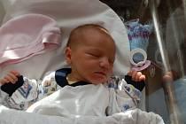 Mamince Martině a tatínkovi Vítu se 10. 12. v půl dvanácté narodila dcera Tereza. Po porodu vážila 3,15 kg a měřila 50 cm