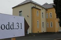 Zrekonstruovaný pavilon č. 31 Psychiatrické nemocnice v Dobřanech