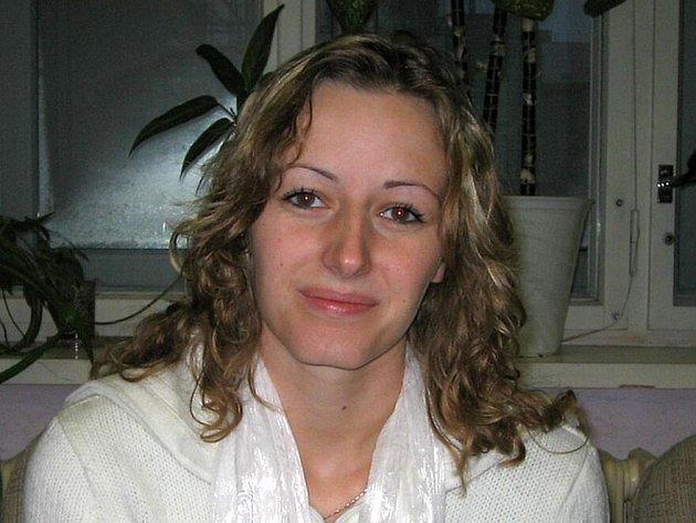 Studentka Pavlína Velíšková