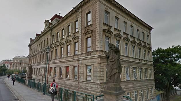 Budova, ve které Ponton sídlil 15 let
