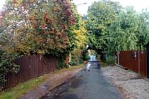 Podzimní procházka na Mikulku.