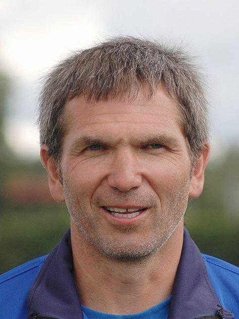 Trenér František Sluka