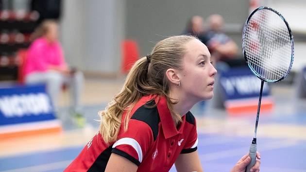Bára Šenfeldová.