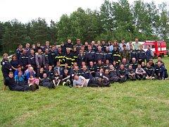 Největší cvičení, které trvalo tři dny, měli o uplynulém víkendu hasiči z okrsku Nýřansko