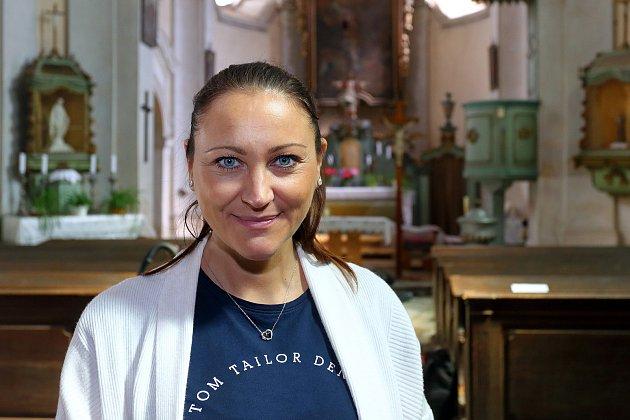 Michaela Opltová (Piráti+STAN/Starostové), na kandidátní listině č. 5 - Kozolupy, 36let - starostka Kozolup, od roku 2020zastupitelka Plzeňského kraje