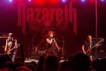 Koncert skupiny Nazareth v Plzni