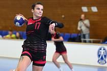 Nejlepší střelkyně DHC Plzeň Linda Galušková dala v předčasně skončeném ročníku první ligy 93 gólů.