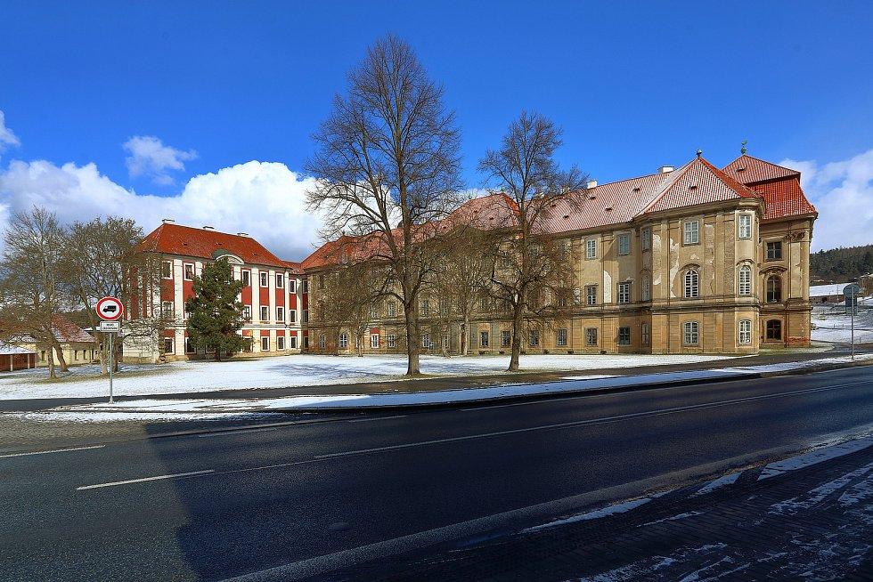 Cisterciácký klášter Plasy