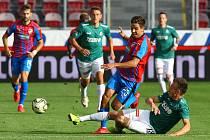 fotbal 1. liga Plzeň x Jablonec