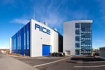 Regionální inovační centrum elektroniky (RICE) se nachází v univerzitní areálu na Borských polích