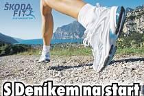 Vyražte na start Škoda FIT půlmaratonu s Deníkem
