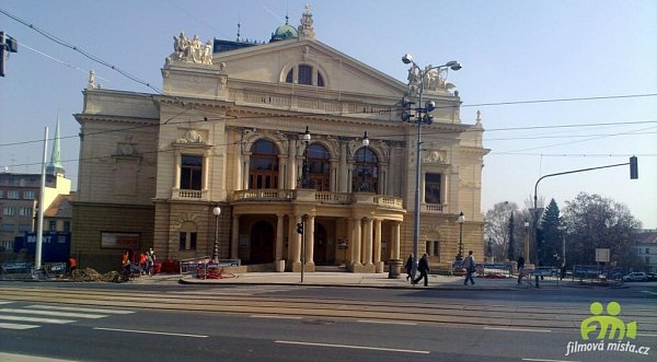 Divadlo J. K. Tyla dnes …