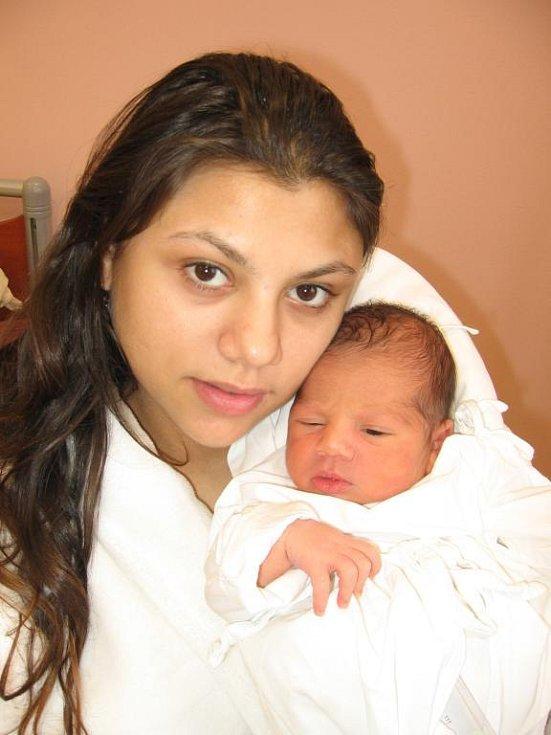 Kateřina Bledá z Kaznějova pojmenovala svého prvorozeného syna po jeho tatínkovi Jiřímu Balážovi z lásky k němu. Jiříček junior (3,34 kg/49 cm) se narodil 3. ledna devět minut po čtvrté hodině ranní ve FN v Plzni